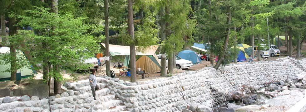 手ぶらでキャンプは山梨のビッグホーンオートキャンプ場へ