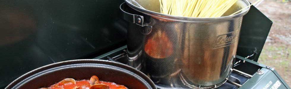 食材を持ち込んで自炊する手ぶらでキャンプのクッキングプラン