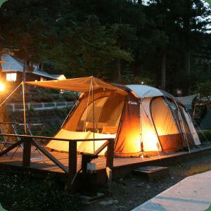 オフ 山梨 会 キャンプ